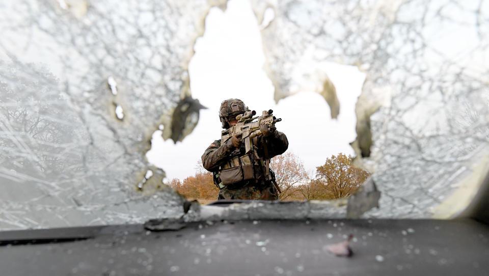 Schlag für Heckler & Koch: Bundeswehr wählt Sturmgewehr von Haenel