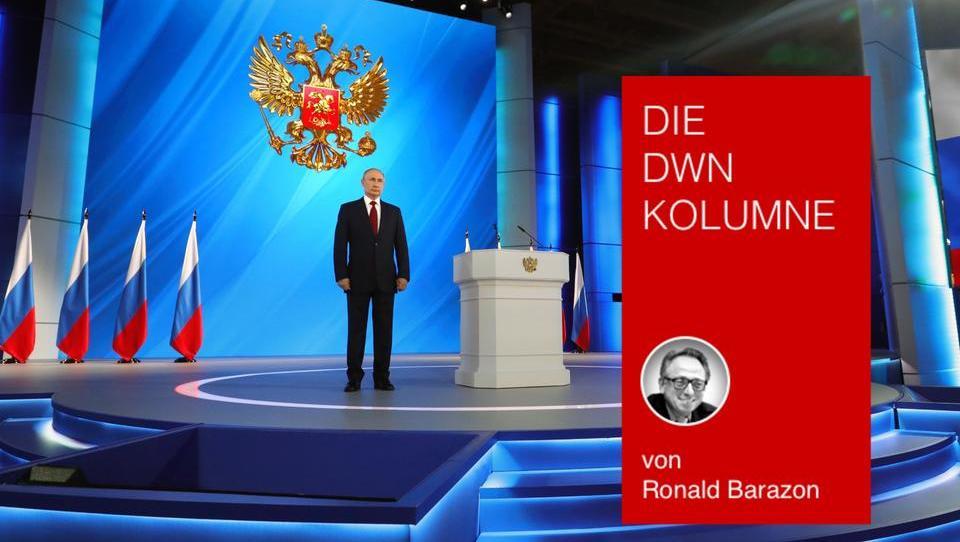 Zar Putin wird von demokratischen Erscheinungen geplagt