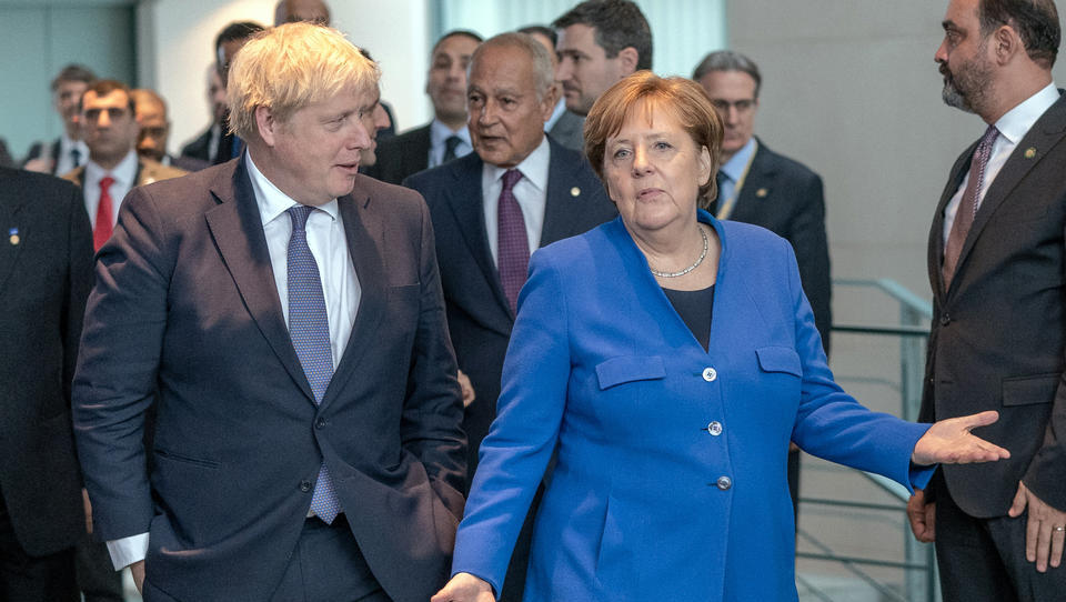 Handel zwischen Deutschland und Großbritannien geht deutlich zurück