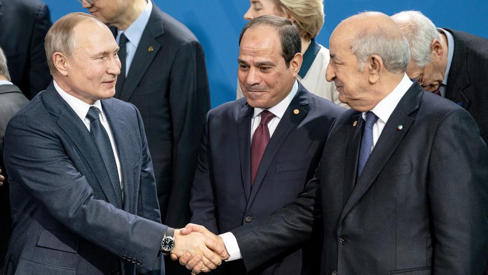 Libyen-Konflikt: Wird der Funke auf Algerien und Ägypten überspringen?