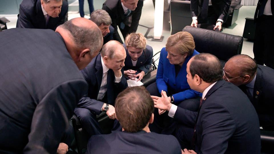 Die Berliner Libyen-Konferenz: Zu viele Köche verderben den Brei