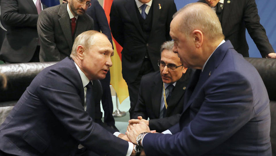 DWN-Analyse aktuell: Allianz zwischen Russland und Türkei in Syrien bröckelt