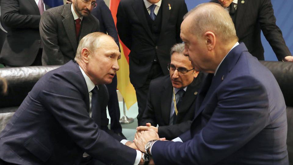 DWN-SPEZIAL: Türkei und Russland werden Waffenruhe in Berg-Karabach gemeinsam überwachen
