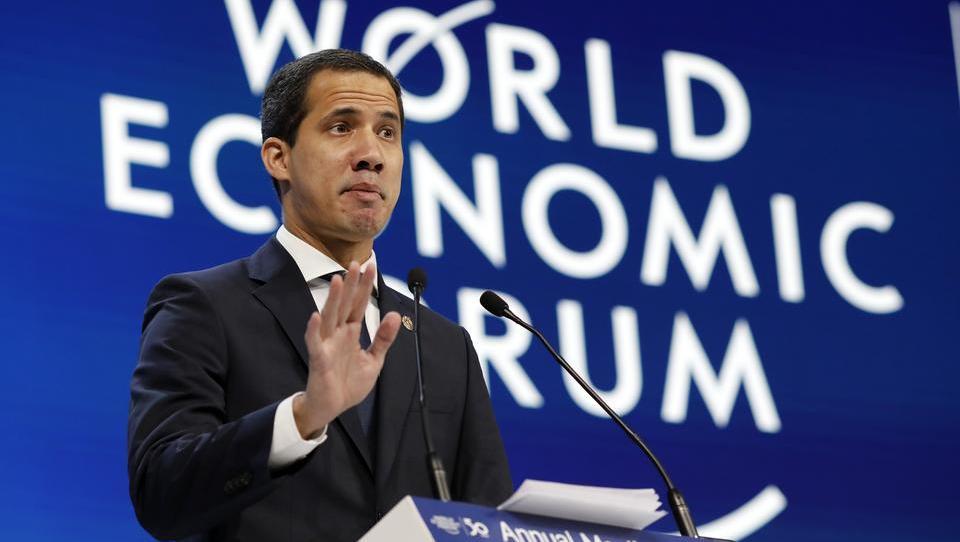 Venezuela: Untersuchung gegen Guaido wegen Finanzierung durch USA
