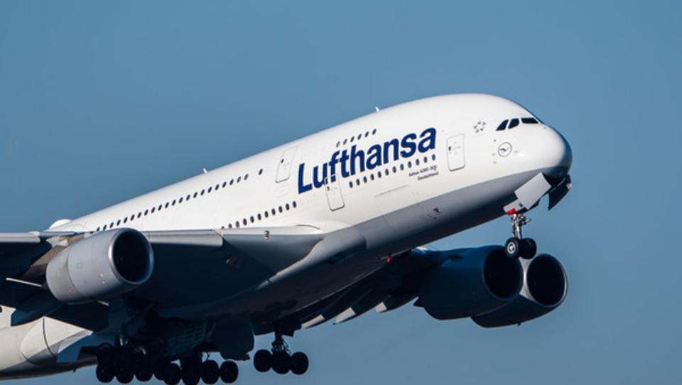 Lufthansa kündigt Abbau weiterer 10.000 Stellen in Deutschland an