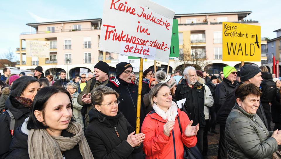 Geplante Tesla-Fabrik in Brandenburg: IG Metall befürchtet Aushebelung von Arbeitnehmerrechten