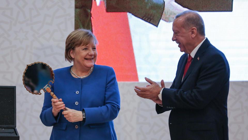 Nach Video-Konferenz mit Merkel: Erdoğan bereit für Verhandlungen beim Erdgas-Konflikt