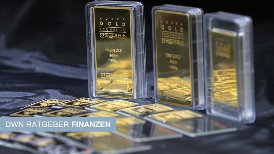 RATGEBER ANLAGE: Von Palladium bis Gold, vom Bitcoin bis zum ETF
