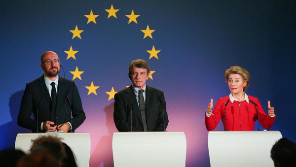 Neuer Rettungsplan: EU-Billionen kommen lediglich den Finanzmärkten zugute