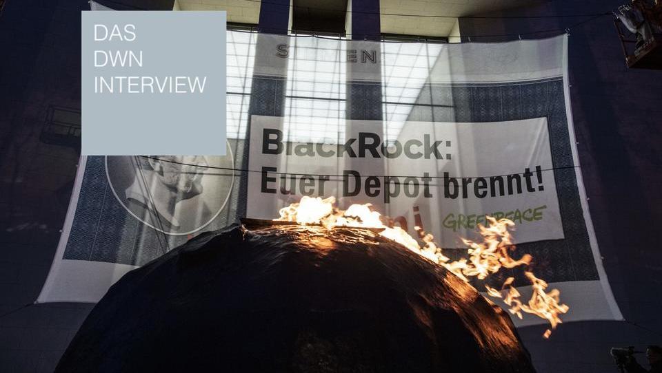 """Der """"Great Reset"""" wird von Blackrock gesteuert: Die Staaten dürfen nur assistieren"""