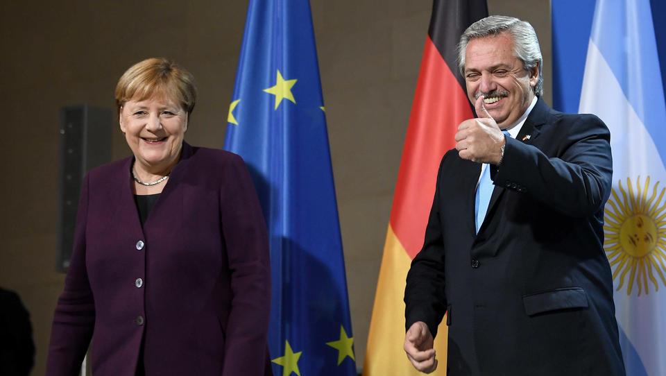 Deutsche Lebensversicherer schöpfen Hoffnung: Merkel erwägt Hilfe für Argentinien