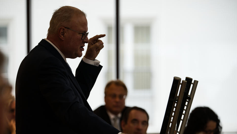 Thomas Schäfer: Nachruf auf einen Finanzminister, der gegen Rechtsextremisten kämpfte