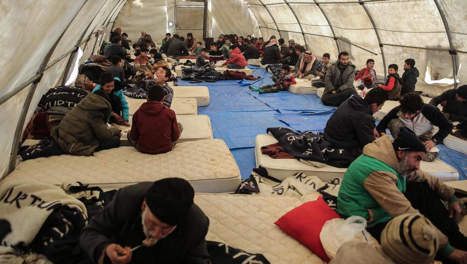 Syrisch-amerikanische Interessengruppe fordert Flugverbotszone im Norden von Syrien