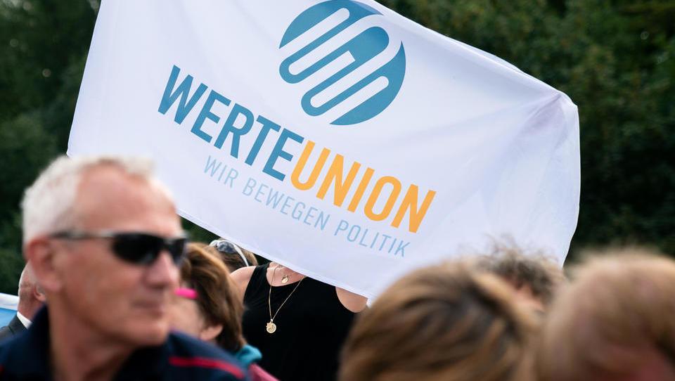 Die CDU zerfleischt sich selbst: Sozialflügel fordert Ausschluss der Werteunion