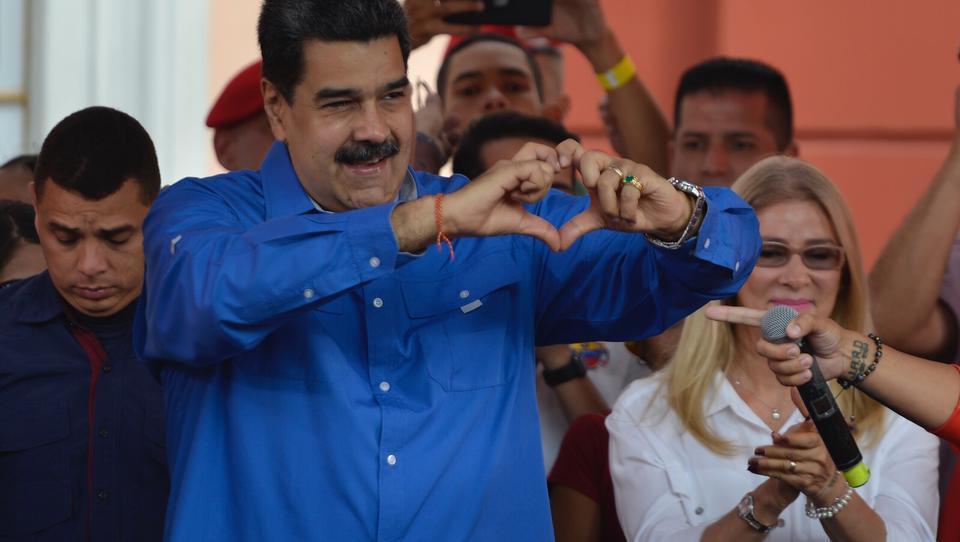 Venezuela spielt eine große Rolle beim Kokain-Transit in die USA