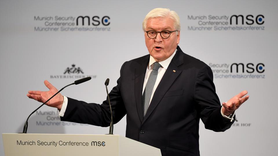 Steinmeier: Scharfe Kritik an Russland, China, USA