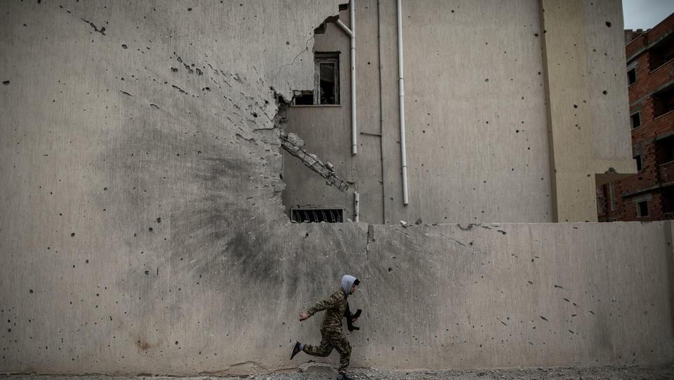 Libyen: Russische Söldner ziehen sich zurück