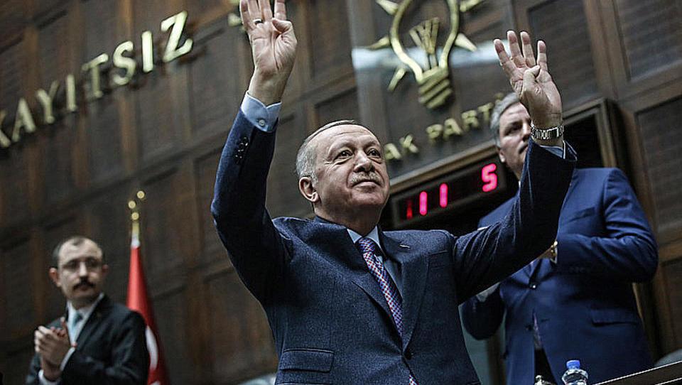 Erdogan kündigt türkische Invasion in Idlib an
