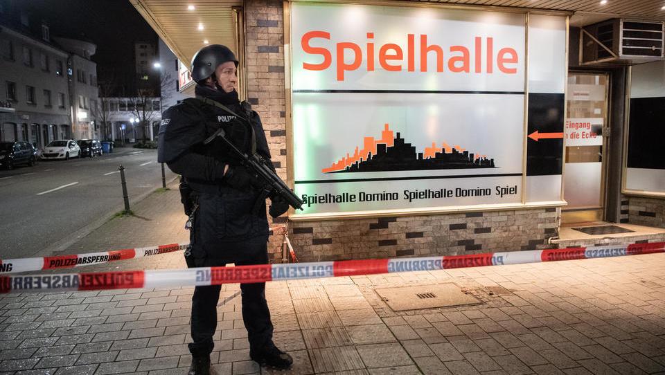 DWN-Recherche: Das Wettbüro-Video des Attentäters von Hanau in voller Länge