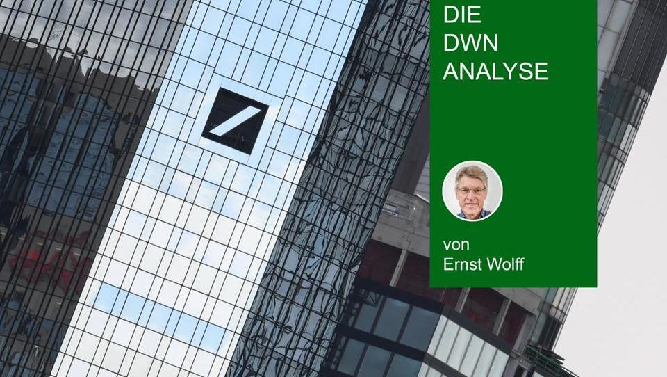 US-Finanzelite profitiert von angeblichem Enthüllungsbericht: Frontalangriff auf die Deutsche Bank