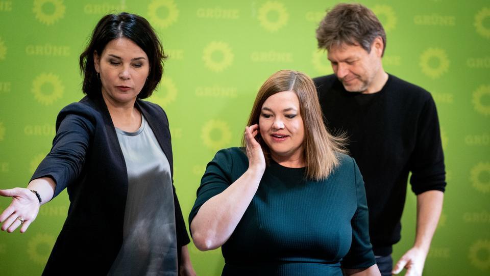 """Ein """"Diversitäts-Rat"""" überwacht künftig die verordnete Vielfalt bei den Grünen"""