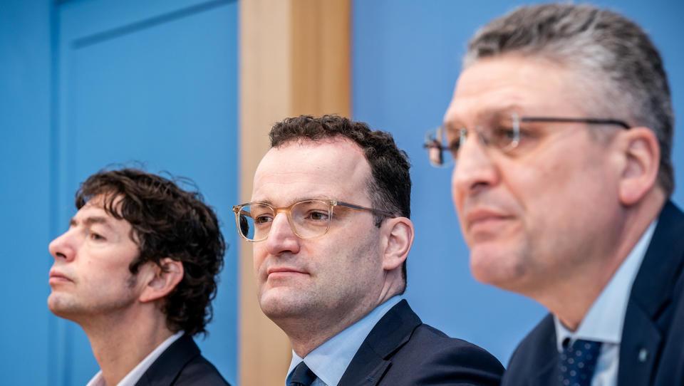 """Schreckgespenst """"zweite Welle"""": Robert Koch-Institut schüchtert die Bürger mit löchrigem Zahlenwerk ein"""