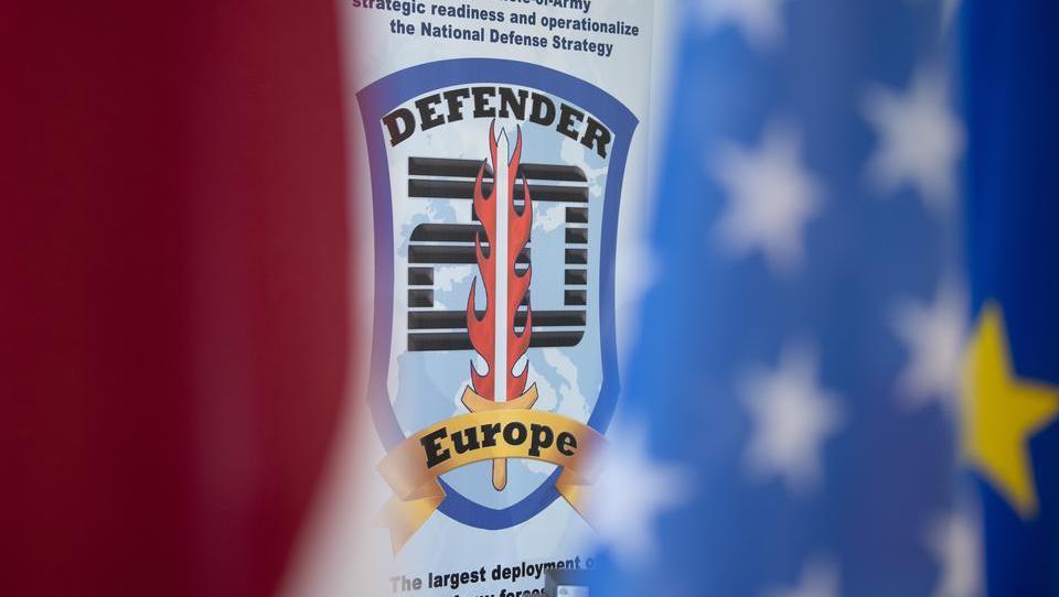 """""""Defender Europe"""" abgesagt: USA stoppen militärisches Großmanöver in Europa"""