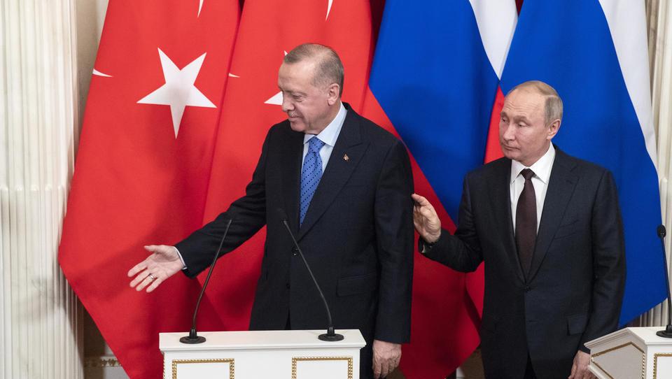 Türkei und Russland bestätigen Einhaltung der Waffenruhe in Idlib