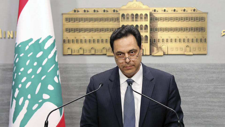 Libanon kann Anleihen nicht mehr bedienen, rutscht in den Staatsbankrott