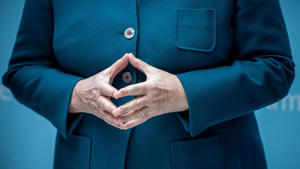 Merkel in Quarantäne: Per Telefonschalte bei Sitzungen dabei