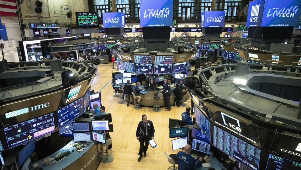 Spekulation auf Pump: Anleger nehmen Billionen auf, um in Aktien zu investieren