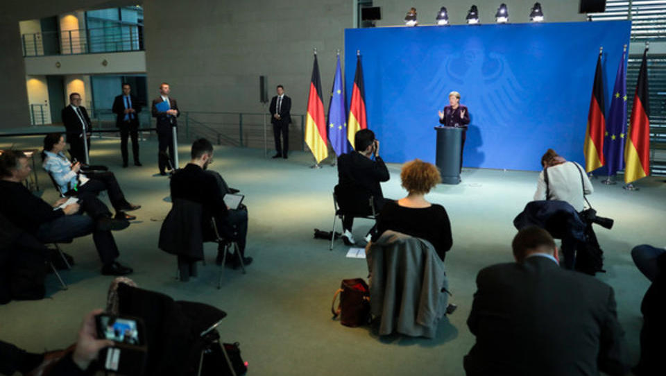 Corona: Bundesregierung und Länder veröffentlichen weitreichenden Maßnahmenkatalog