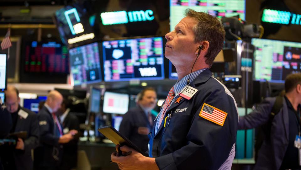 US-Anleger machen Kasse, Ebay-Aktie im Aufwind