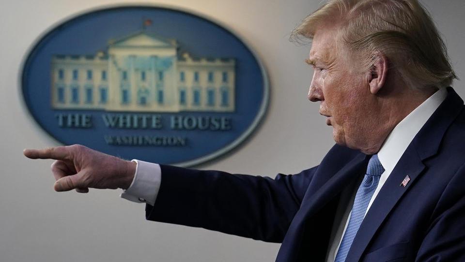 Trump bricht Beziehungen zur Weltgesundheits-Organisation ab