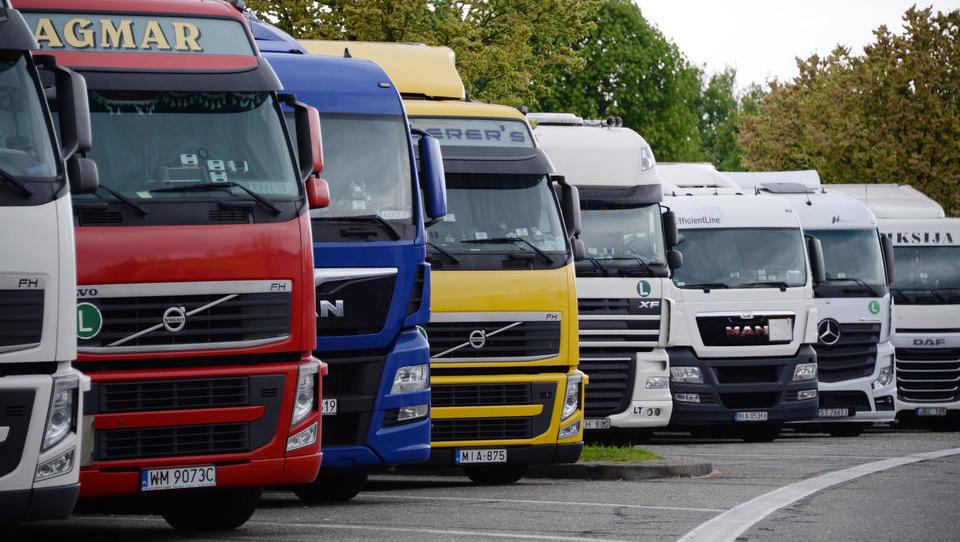 Speditionen kritisieren neues EU-Gesetz zum Schutz von Fernfahrern