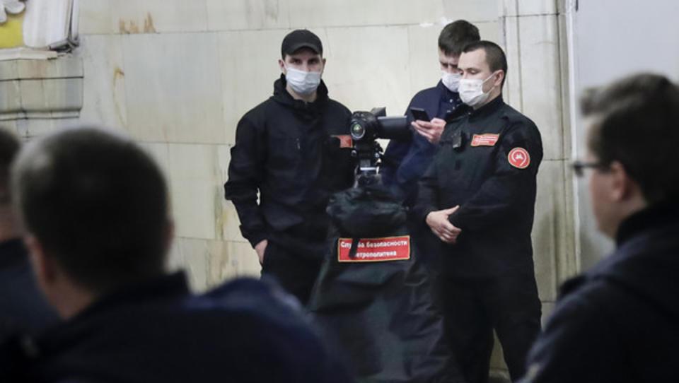 Corona-Krise: Russland übt Schulterschluss mit Europa, Putin ruft zur Solidarität auf