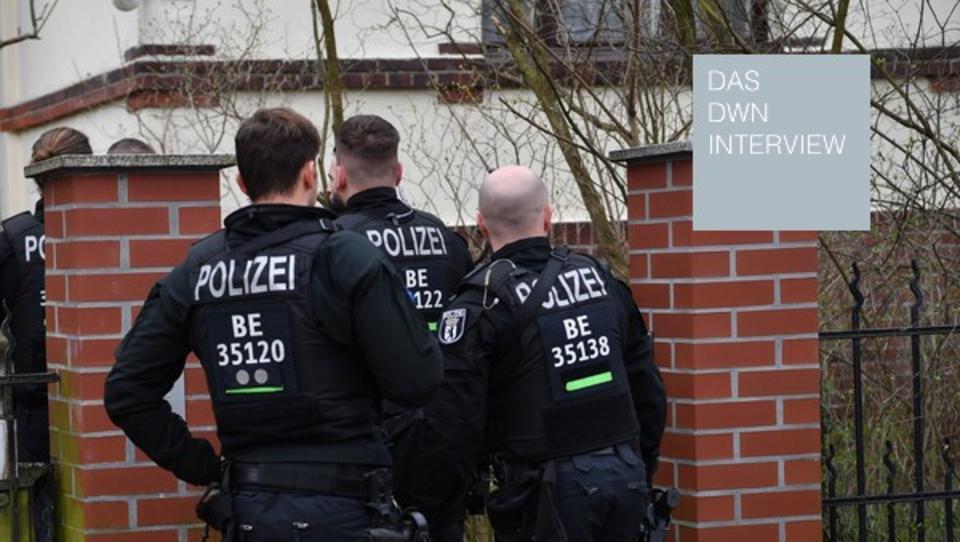 ZWEITES DWN-INTERVIEW ZUR GEGENWÄRTIGEN RECHTSLAGE: Staat kann Bürger dienstverpflichten, Rechtsschutz wird nach hinten verlegt