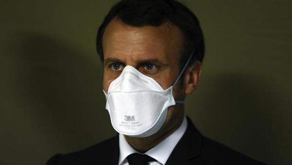 """Macron geht in die Offensive: """"Ohne Finanztransfers scheitert die EU"""""""