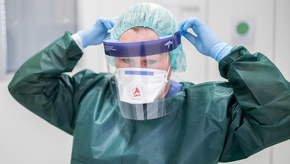 Corona-Virus stirbt bei 70 Grad innerhalb von fünf Minuten
