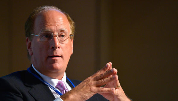Blackrock-Chef Larry Fink: Corona wird die Welt verändern