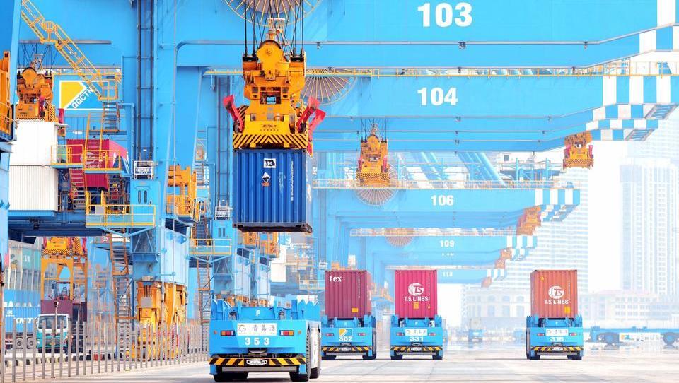 Einbrüche im Welthandel: Corona-Schock ist nur der Funke für die Krise, die Fundamente wackelten schon lange