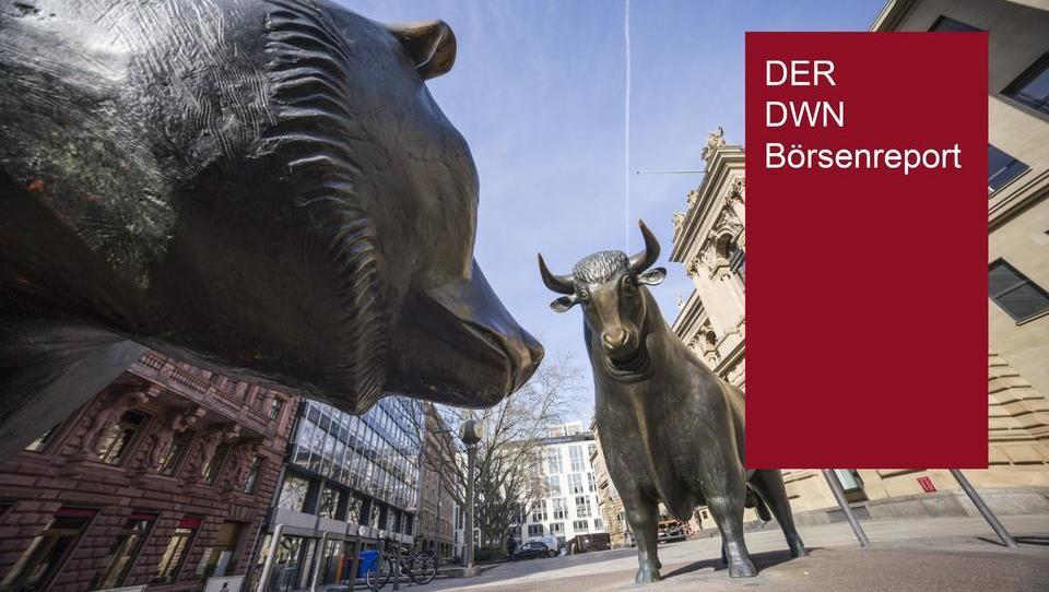 Der tägliche DWN-Börsenreport: DAX dreht zum Wochenstart doch noch ins Minus - Anleger warten nun auf wichtige Konjunkturdaten
