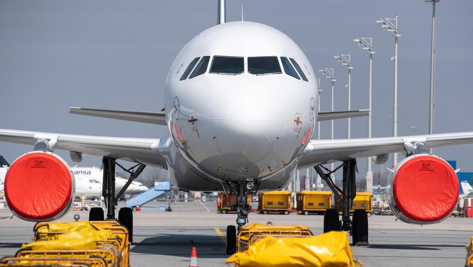 Bundesregierung und Lufthansa einigen sich auf Milliarden-Rettungspaket, aber EU stellt sich quer