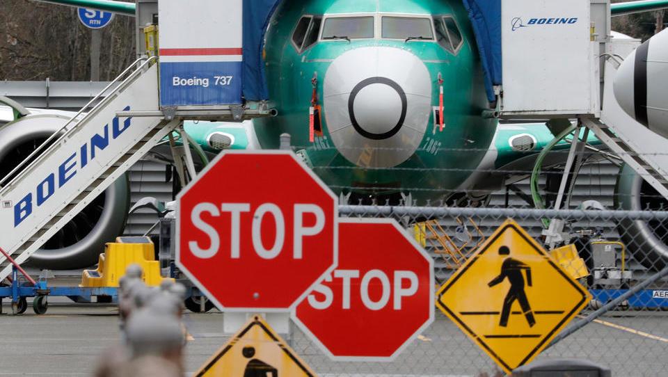 Schwerer Rückschlag: Boeing verliert milliardenschweren 737-Max-Großauftrag