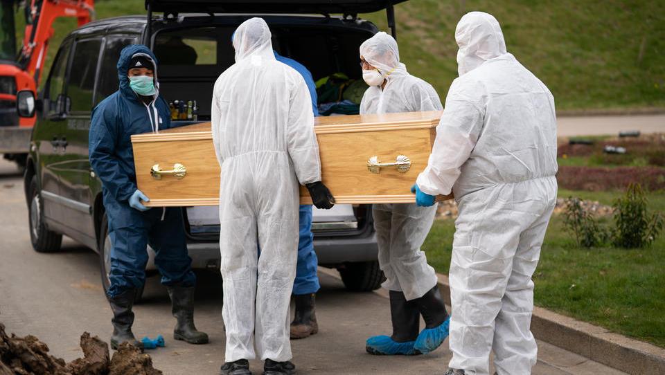 Der Corona-Ticker vom 3. Juni: Mehr als 50.000 Tote in Großbritannien