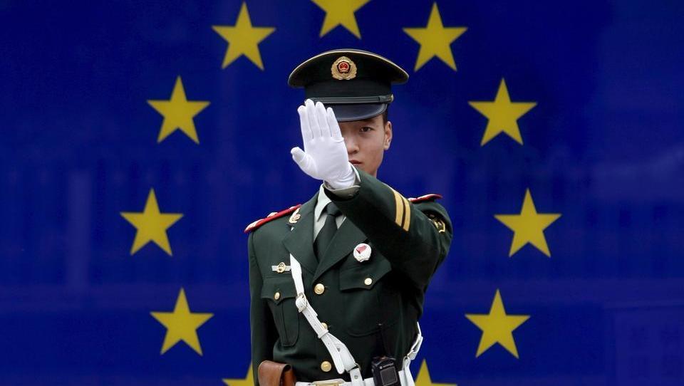 China setzte die EU unter Druck, um einen kritischen Bericht zu blockieren
