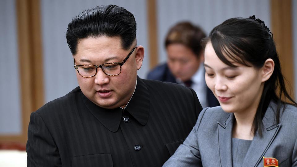 Geheimdienst: Nordkoreas Machthaber tritt Befugnisse an Schwester ab