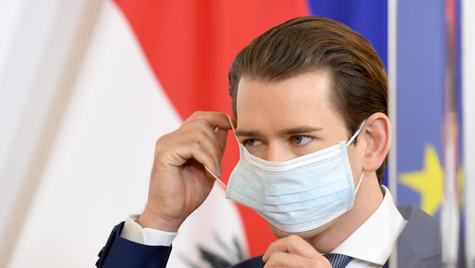 Österreichs Kanzler schürte gezielt Angst vor Corona-Virus