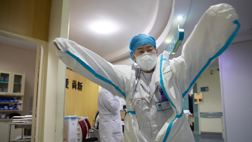 Jetzt spricht die Ärztin, die das Corona-Virus entdeckt hat