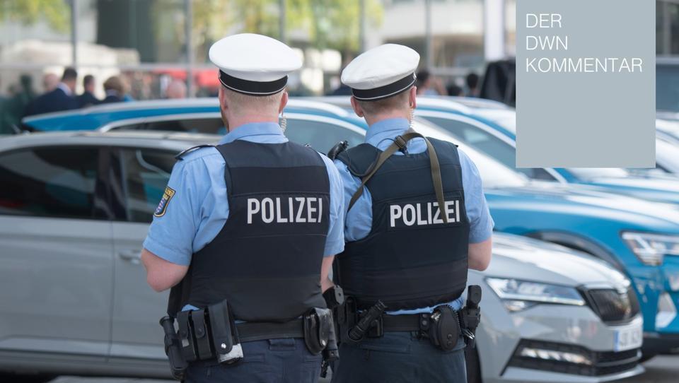 Die Polizei verdient in der Corona-Krise unsere Solidarität